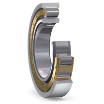 Cylindrical Roller Bearings, Single Row, Without An Inner Ring