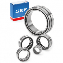 Needle Roller Bearings, With Machined Rings, Without An Inner Ring