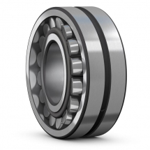 Spherical roller bearings, cylindrical and tapered bore