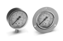 Pressure Gauges and Accessories Series C MC M and N