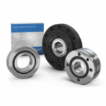 Angular contact thrust ball bearings