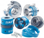 Miscellaneous Shaft Locking, Couplings & Clutches